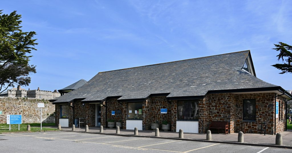 The Library, Bude