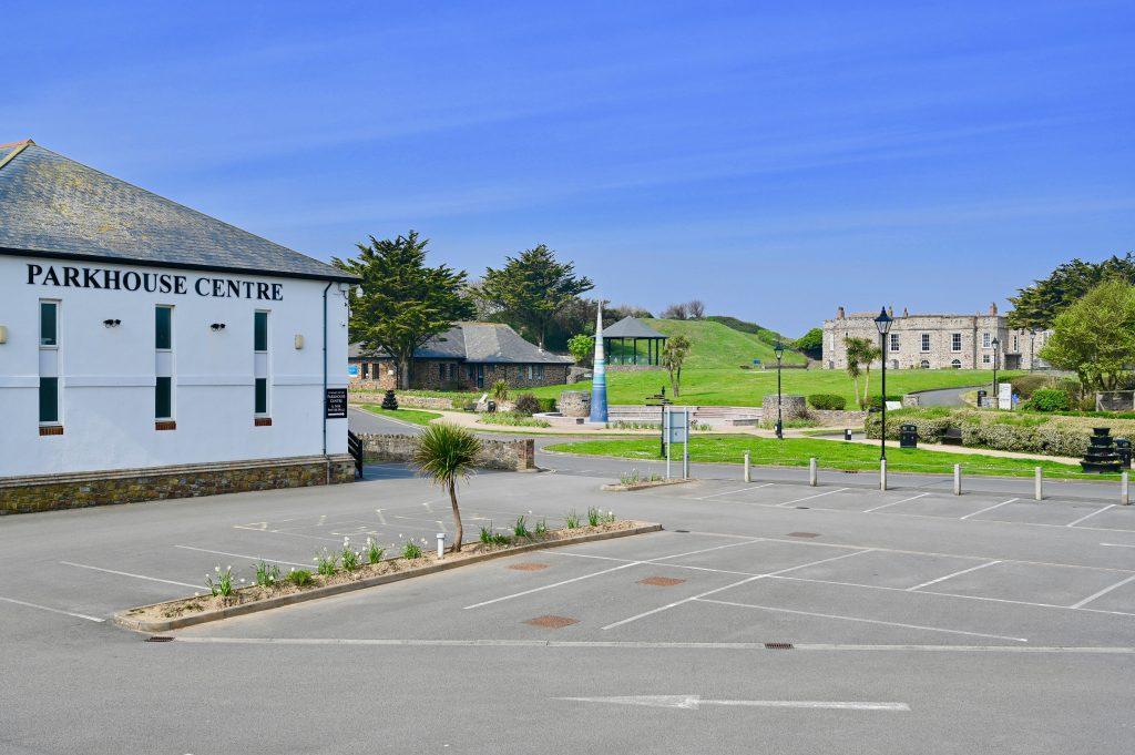 Parkhouse Centre Car Parks