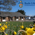Bude Library is Open!