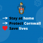 Council's Christmas concern as Covid-19 cases rise across Cornwall