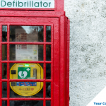Defibrillator agreed for disused Telephone Box at Bush