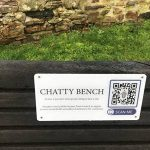 First Chatty Benches installed