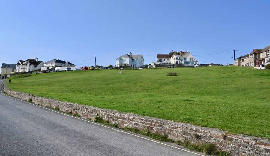 Gardens in Bude